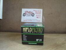 KAWASAKI KLX400R / KLX400SR FITS 2003 HIFLOFILTRO OIL FILTER HF139X 1 FILTER