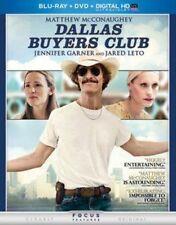 Dallas Buyers Club 0025192211416 With Matthew McConaughey Blu-ray Region a