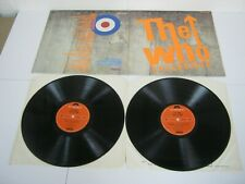 RECORD ALBUM THE WHO COLLECTION 453