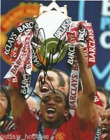 Manchester United Anderson Autographed Signed 8x10 Photo COA A