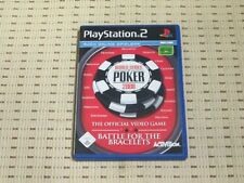 World Series of Poker 2008 für Playstation 2 PS2 PS 2 *OVP*