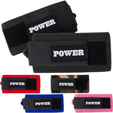 "Sling Shot Power Wrist Wraps by Mark Bell - 20"" - IPF elastic lifting supports"