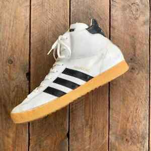 Vintage 70s Adidas Allround Trainers Shoes Sneakers Made in Austria US 8.5