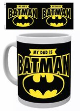 My Dad Is Batman Mug. DC Comics Batman Coffee Mug