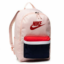 Nike Heritage Backpack 2.0 Casual Bag Sports School Pink Outdoor BA5879-682