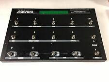 Voodoo Lab Ground Control Pro and GCX Guitar Audio Switcher