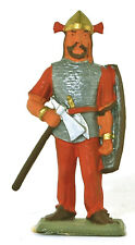 Starlux Gaul - Helm with Clipped Wings - 60mm painted soldier - Only 1 remains!
