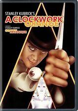 NEW DVD- CLOCKWORK ORANGE - STANLEY KUBRICK - Malcolm McDowell, Patrick Magee,