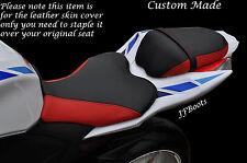 Rojo Y Negro Personalizado se adapta a Suzuki Gsxr 1000 13-14 Delantero Y Trasero Moto cubiertas de asiento