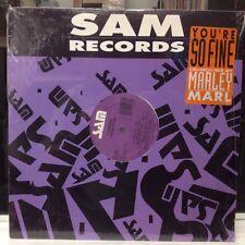 "[EDM]~SEALED 12""~2 SERIOUS~MARLEY MARL~You're So Fine~[x2]~Crunch~[x3]~1991 SAM"