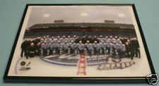 2008 PENGUINS FRAMED WINTER CLASSIC TEAM 11x14