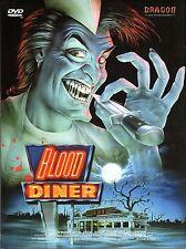 Blood Diner , Digi-Pack , DVD , 100% uncut , new & sealed