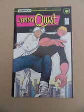 Jonny Quest (TV)  19 . Comico . 1987 .  FN