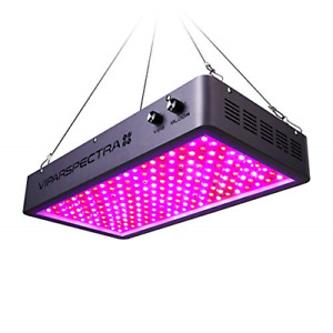 Plant Grow Light, VIPARSPECTRA Newest Dimmable 2000W LED Grow Light, with Bloom