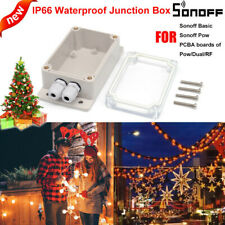 Sonoff IP66 Waterproof Case Cover for Sonoff Basic/RF/Dual/Pow/TH16/G1Smart Home