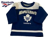 Toronto Maple Leafs NHL Reebok Hockey Trikot Größe -12M