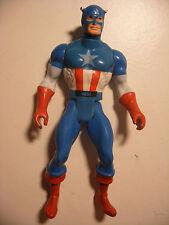mattel 1984 MARVEL super heros guerre secrete Secret Wars CAPTAIN AMERICA France