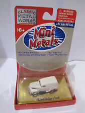 Classic Metal Works - Mini Metals 48 Ford Delivery Truck White - Rarität  - 1:87