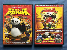 Kung Fu Panda 1 And 2 [DVD] B2G1FREE