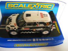 Scalextric C3385 Mini Countryman WRC #12 Control Nueva En Caja