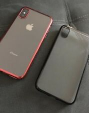 iPhone X case rubber