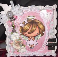 Handmade All Occasion Angel Anya Card (boxed)