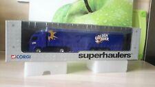 CORGI SUPERHAULER 59546 - GOLDEN WONDER CRISPS VOLVO F12 CURTAINSIDER