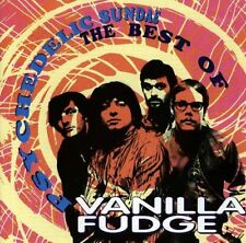 Vanilla Fudge - Psychedelic Sundae: Best of [New CD] Manufactured On Demand