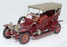 1/43 Autotorque Top Marques SP12 Rolls Royce Silver Ghost Roi de Belges 1910