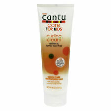 New listing Cantu Care For Kids Curling Cream Defines & Tames Fussy Frizz 8oz