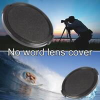 49mm Front Lens Cap Snap on Front Lens Cap For Nikon Black Best