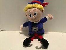 Hermie Elf Rudolph Red-Nosed Reindeer Plush Dan Dee TV 14""