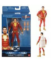"DC Multiverse Shazam Action Figure 2019 6"" Brand New DC Comics Mattel Collection"