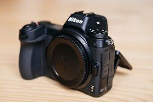 Nikon Z6 Mirrorless 24.5MP Camera Extremely Low Shutter (3384) Perfect Condition