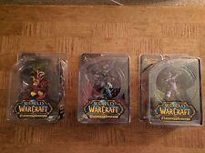 DC Unlimited World of Warcraft Sylvanas, Alathena, and Valeera -Lot of 3 Figures