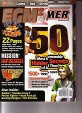 EGM 2 August 1998 - Most memorable Hidden Secrets of All Time Issue 51