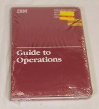 IBM TOKEN-RING NETWORK PC ADAPTER II GUIDE TO OPERATIONS - Sealed