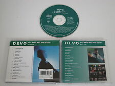 DEVO/Q: ARE WE NOT MEN?+DEVO LIVE(VIRGIN CDV 2106+0777 7 86996 2 0) CD ALBUM