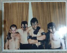 1980s vintage The Misfits with Robo - glossy photo 11 x 14