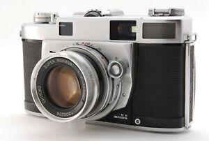 [CLA'd / N.Mint] Minolta SUPER 'A' Rangefinder / Chiyoko Super Rokkor 50mm F2