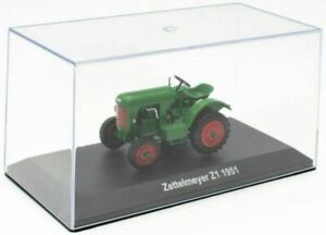 Hachette Zettelmeyer Z1 Tractor 1951 1/43
