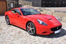 Stunning Ferrari California Rosso Red & Cream
