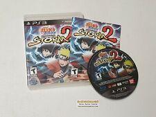 Naruto Ultimate Ninja Storm 2 - Complete PlayStation 3 PS3 Game