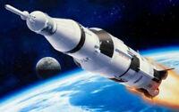 Revell Apollo 11 Saturn V Rocket 1:144 scale model kit new 04909