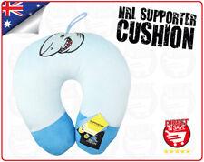 NRL Supporter Travel Cushion Official Licensed Cronulla Sutherland Sharks