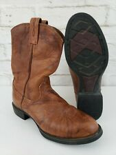 Ariat Womens Heritage Roper Cowgirl Boots Size 6 Brown Leather 14503 Western
