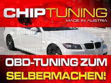 CHIPTUNING BMW 320d E90/91 150/163 PS - OBD-Tuning Do-it-Yourself inkl. Flasher