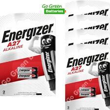 10x Energizer A27 12V Battery 27A MN27 GP27A E27A EL812