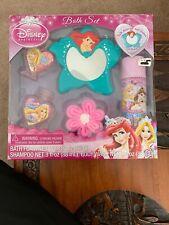 Disney Princess Bath Set New
