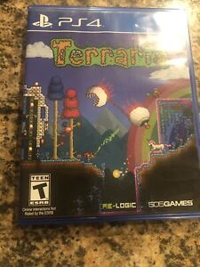 Sony PlayStation 4 Terraria PS4 Pre-Owned